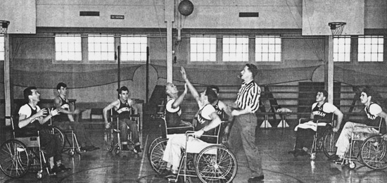 Wheelchairs Can Jump - Armand 'Tip' Thiboutot, PhD